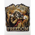 「YOU JUST DON'T MESS WITH FREEDOM」ビッグパッチ/★★★★★